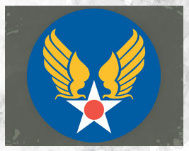 1941 - 1947 Army Air Forces Symbol