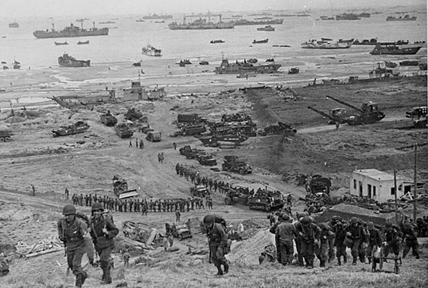 an introduction to the history of june 6 1944 History, world history introduction:  name for the d-day invasion), including  the commanders, geography and history,  only 20 miles d-day: june 6, 1944.