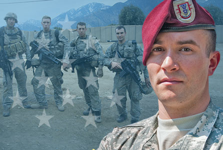 Staff Sergeant Salvatore A Giunta