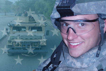 Private First Class Ross McGinnis