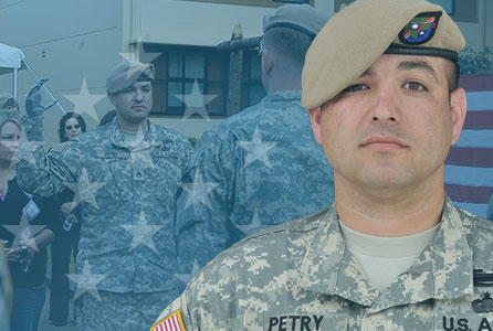 Sergeant First Class Leroy A. Petry