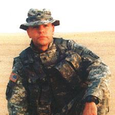 Staff Sergeant Travis Atkins Bio Image