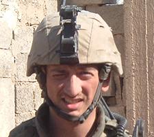 Staff Sergeant David G. Bellavia Bio Image