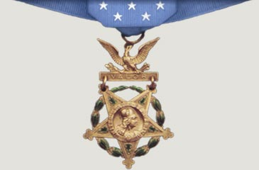 Learn more about the Medal of Honor