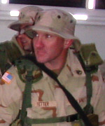 Staff Sergeant Kevin Yetter