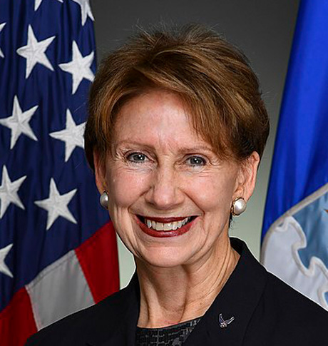 Secretary of the Air Force Barbara M. Barrett