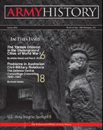 Army History Magazine