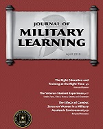 The Journal of Military Learning