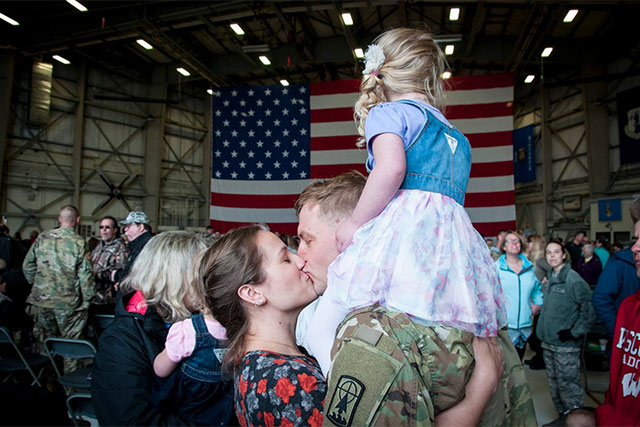 Military Families Month