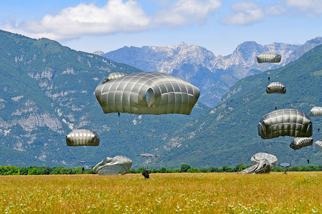 National Airborne Day, Aug. 16