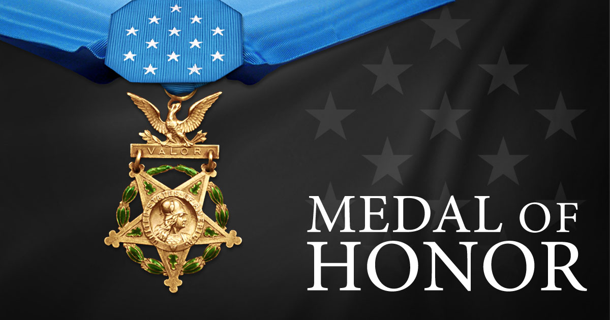 Alonzo Cushing's Medal of Honor