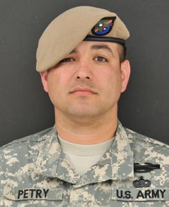 Image result for ARMY SFC LEROY A. PETRY