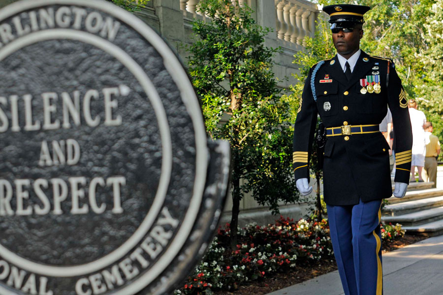 Sergeant of the Guard, Tomb of the Unknowns
