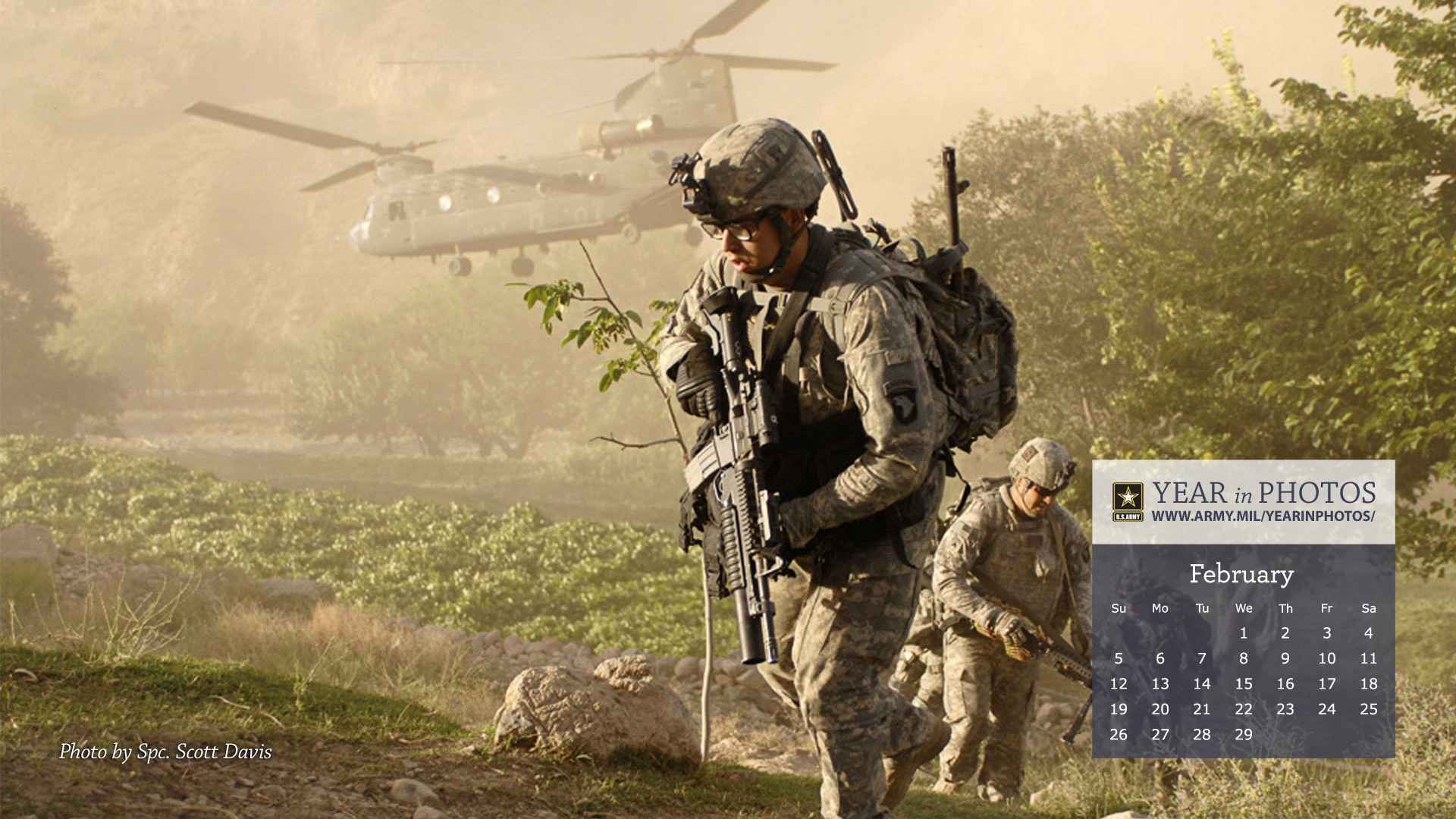 2011 Army Year In Photos